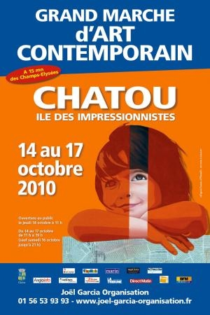 Grand Marché d'Art Contemporain - Chatou
