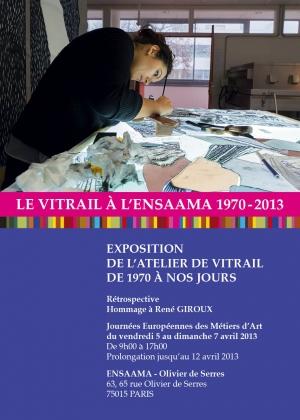 L'ATELIER DE VITRAIL DE 1970 À NOS JOURS